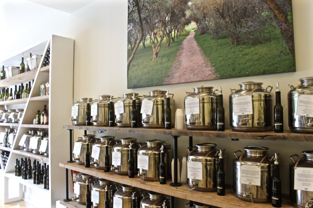 The Olive Pantry