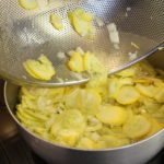 squash & onion